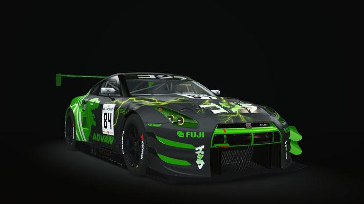 Godzilla Hydrochloric Green