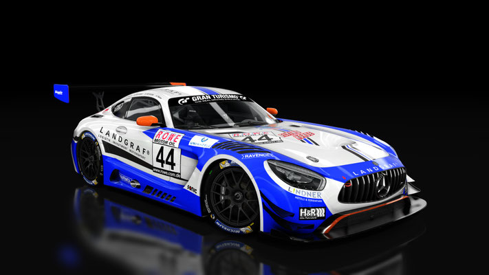 AMG GT3 Landgraf Motorsport