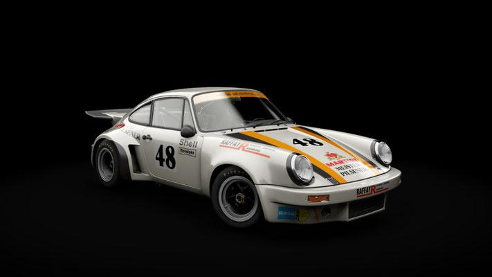 Porsche 911 Carrera RSR 3.0 Norddeutscher Automobilclub