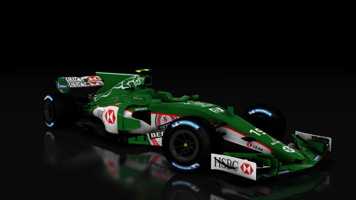 Formula Hybrid: Jaguar R2