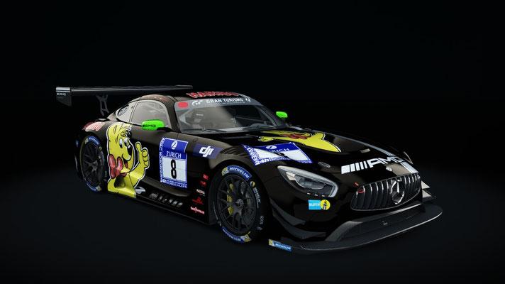 HariboRacing AMG GT3 N24h