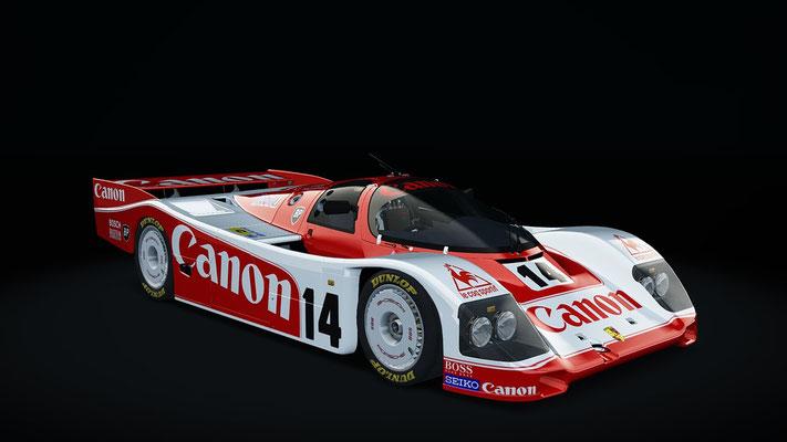 Canon Racing