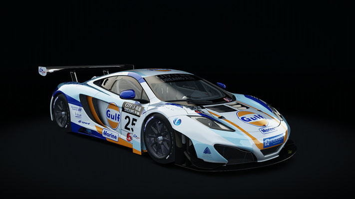 United Autosports GULF #25