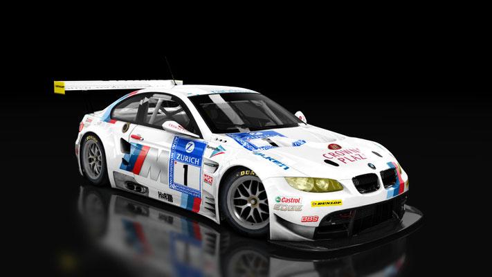 BMW Motorsport M3 GT2 4k Skin