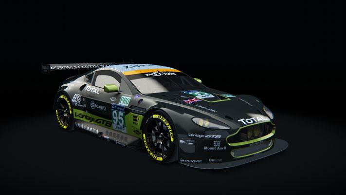 AM Aston Martin Racing