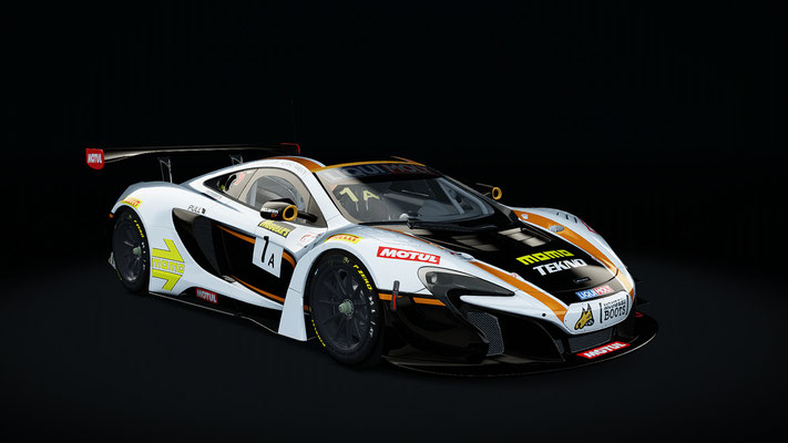 Tekno Autosports B12Hr