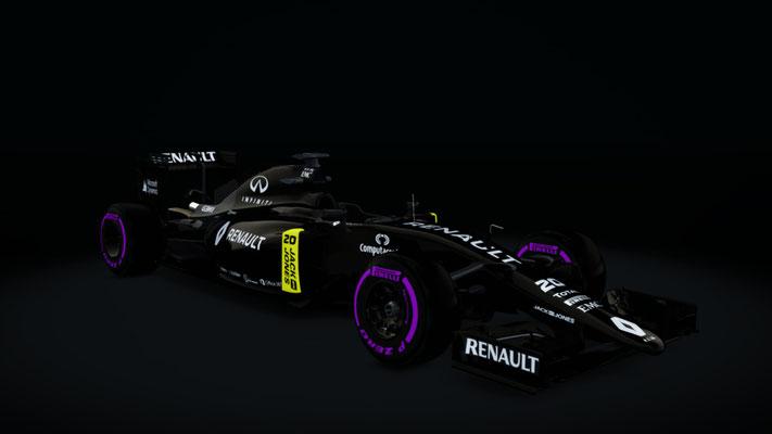 F1 2016 Renault