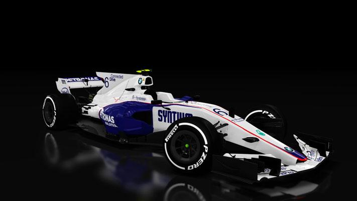 BMW Sauber F1 Team - Formula Hybrid