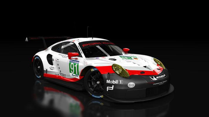 Porsche Team 91 & 92