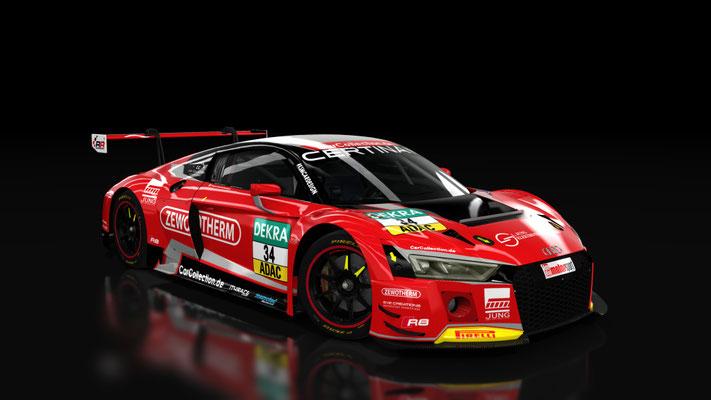 Audi R8 LMS - Car Collection #34 Hockenheim ADAC GT Masters 2016