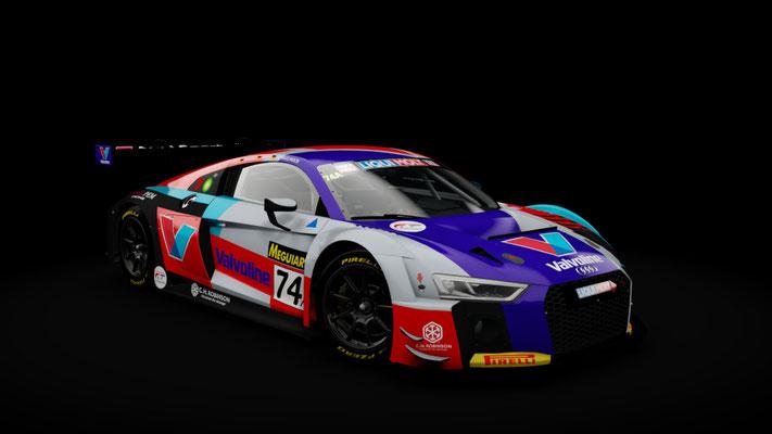 Audi R8 LMS #22 & #74 Jamec Pem Racing - Bathurst 12hr 2018