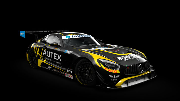 AMG GT3 Autex Eggleston Motorsport #63