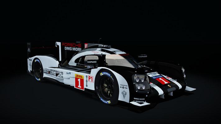 Porsche Team 2016
