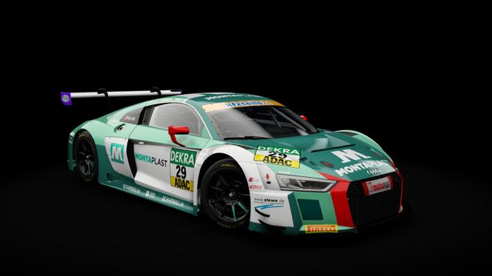 Land Motorsport ADAC GT Masters 2018