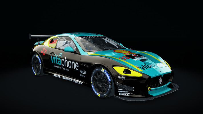 Vitaphone Racing Team