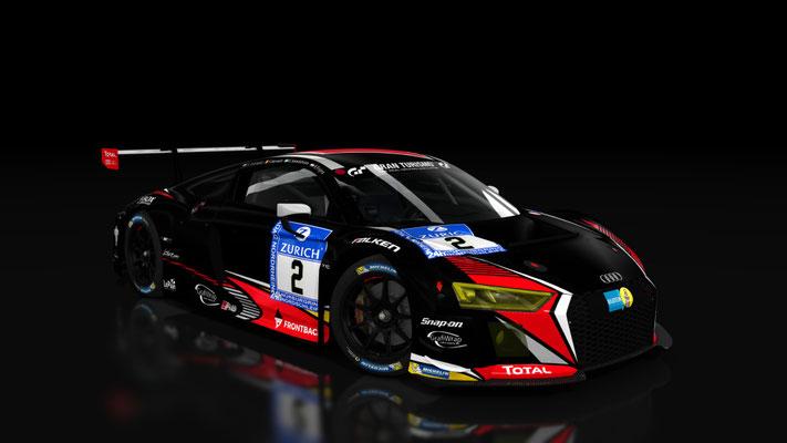 Audi R8 LMS 2016 - Team WRT #2 / Nürburgring 24h
