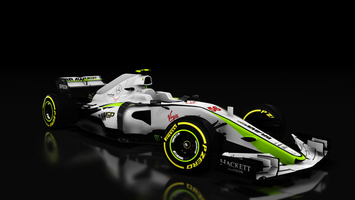 Brawn GP - RSS Formula Hybrid 2017