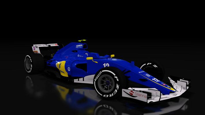 Sauber F1 Team C35-Ferrari