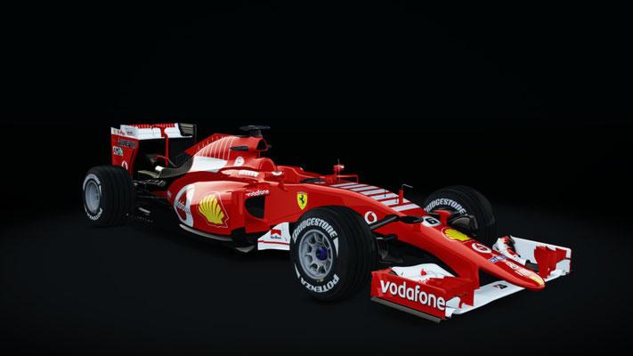 F1 2006 Ferrari