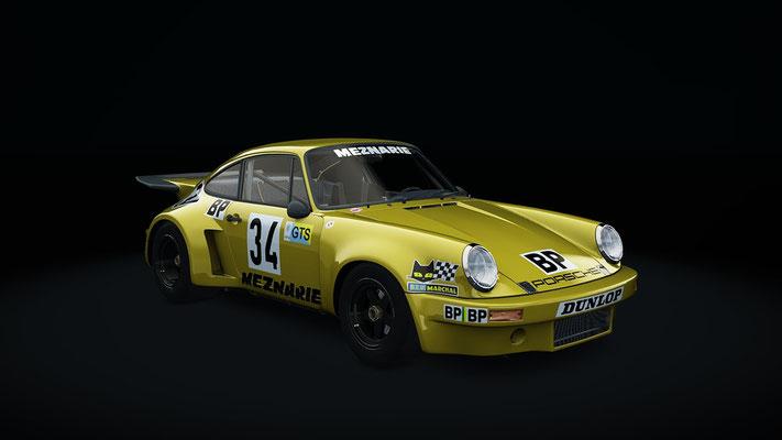 4h du Mans 1974