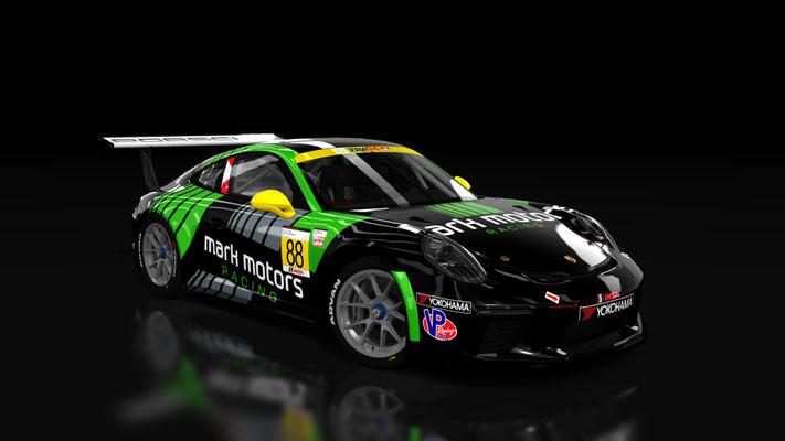 IMSA 2017 Mark Motors Racing N°88 & N°78