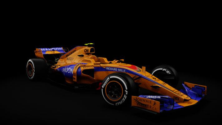 Formula 1 Extreme Tuning - Mclaren Renault Formula One Concept - Assetto Corsa