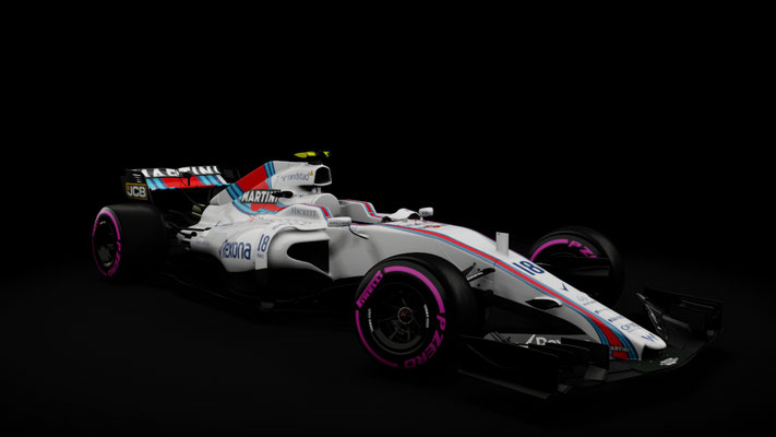 RSS Formula Hybrid Williams 2018