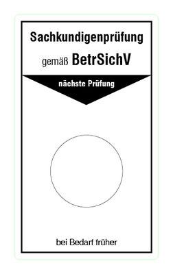 Format: B 50, H 85 mm / Art.-Nr. 20-02-005