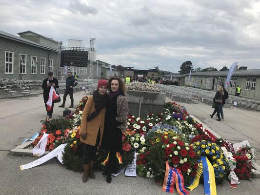 Gedenkfeier Befreiung des KZ Mauthausen, 5.3.2019