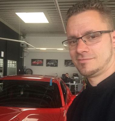 Dodge Tausch Windschutzscheibe Stefan Müller