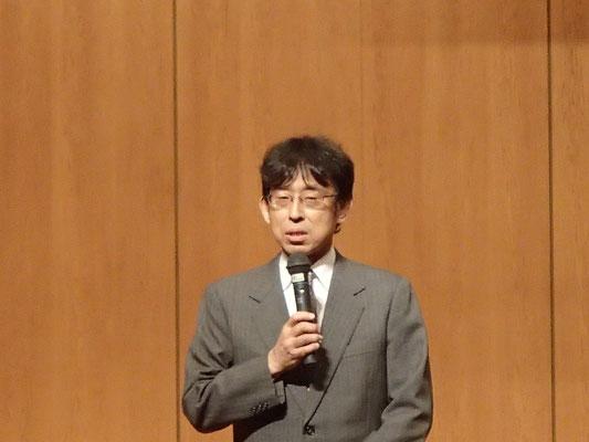 羽田 正明先生(東京都)