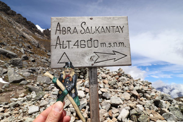 Salkantay Track Peru