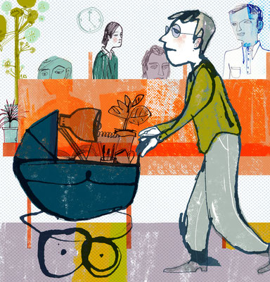 Jill Calder Illustration - General Illustration - The Guardian