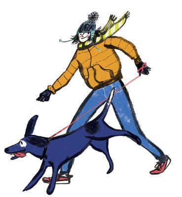 Jill Calder Illustration - Children's Illustration