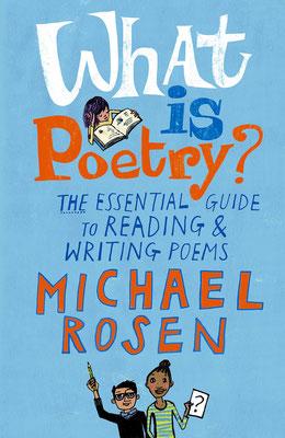 """Jill Calder Illustration - Books - """"What is Poetry?"""" by Michael Rosen - Walker Books"""