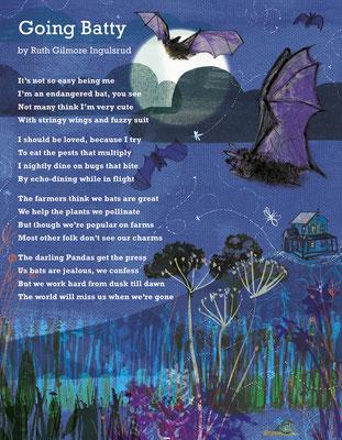 Jill Calder Illustration - Children's Illustration - Cricket Magazine USA