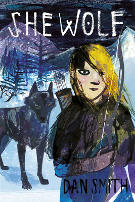 "Jill Calder Illustration - Books - ""She Wolf"" by Dan Smith - ChickenHouse Books"