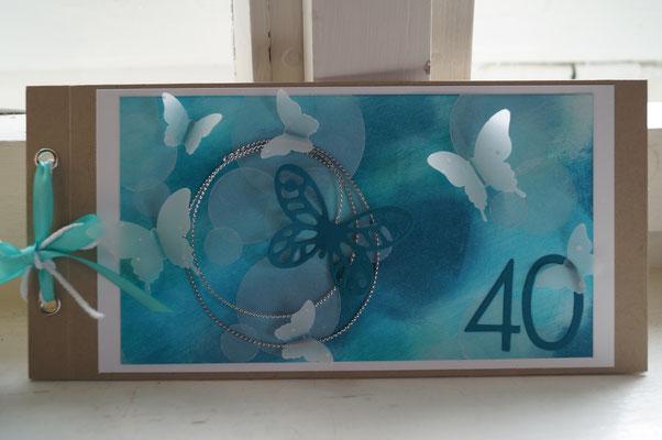 Zum 40ten Geburtstag - Patricia Stich 2015