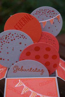 Die Ballons in ganzer Pracht - Patricia Stich 2015
