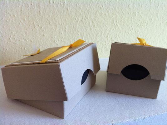 Stampin´Up!-Materialien eignen sich sehr gut zum Geschenkschachteln werkeln - Patricia Stich 2016