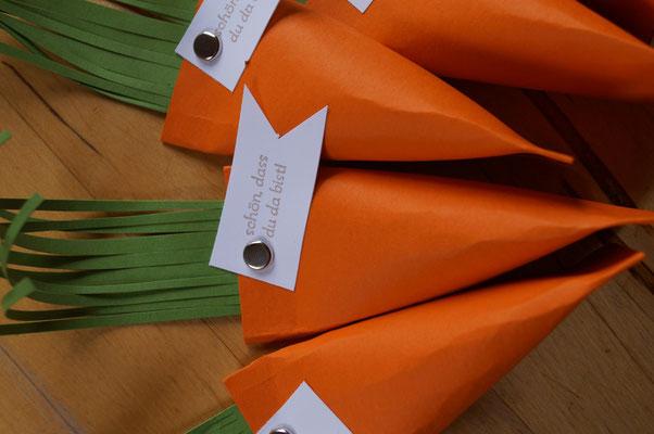 Sour-Cream Verpackung als Karotte getarnt - SU 2015 - Patricia Stich