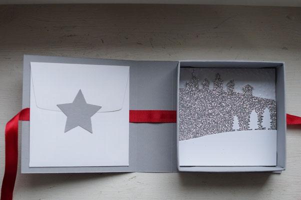 Kuvert und Bild - Patricia Stich 2015