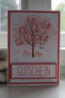 Blühender Baum - Patricia Stich 2015, Baum der Freundschaft