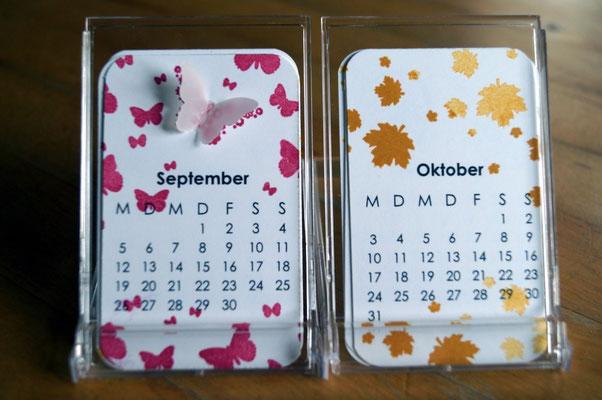 September, Oktober - Patricia Stich 2015