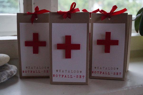 Notfall-Set zum neuen Katalog - Patricia Stich 2015
