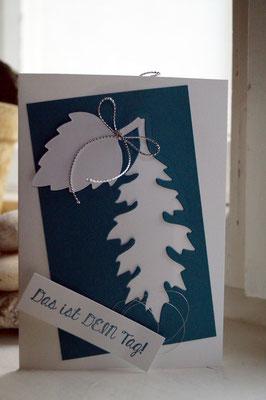 Geburtstagskarte für Andrea - Patricia Stich 2015