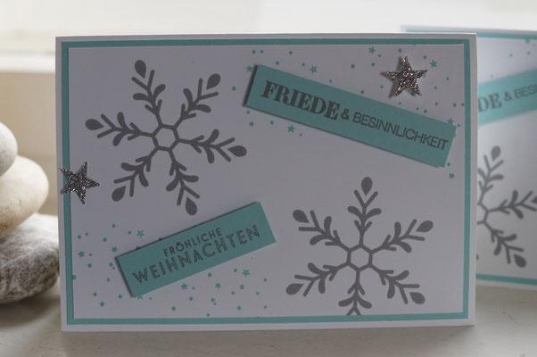 Schneeflocken und Wünsche - Patricia Stich 2015