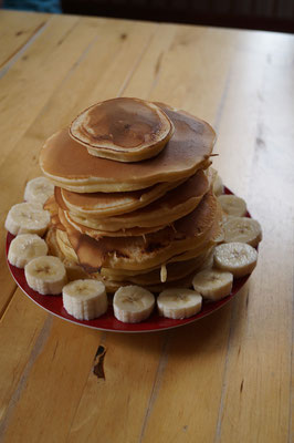 Muttertags-Pancakes - 2015