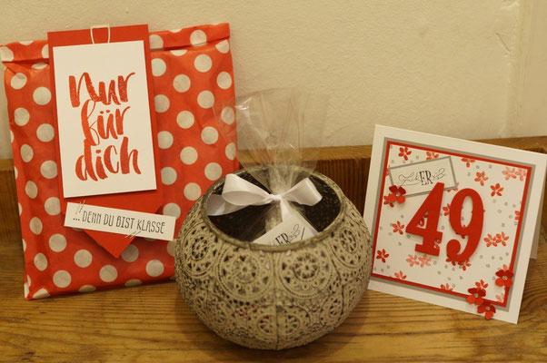 Geschenke zum Geburtstag - Patricia Stich 2016
