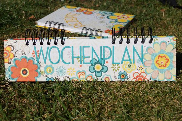 Für jede Woche im Jahr gibt es Platz - Patricia Stich 2015